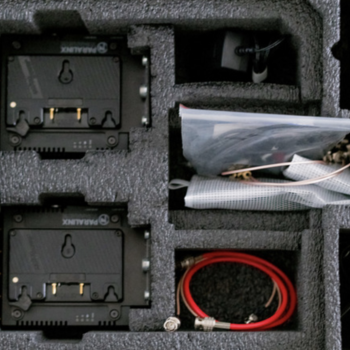 Rent Paralinx Tomahawk 1:3 HD-SDI Complete Package