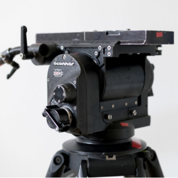 Rent O'Connor 2060HD Head + Carbon Fiber Tripod (Mitchell Mount)