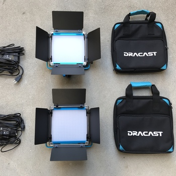 Rent 3 Dracast Bi-Color LED Lights