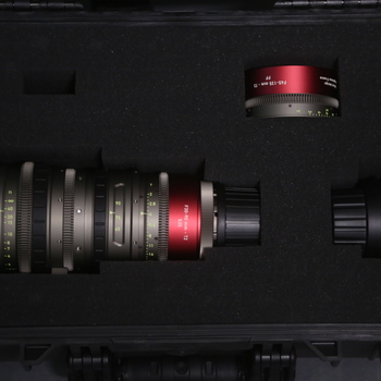 Rent Angenieux EZ-1 30-90mm S35 Cinema Lens with PL Mount