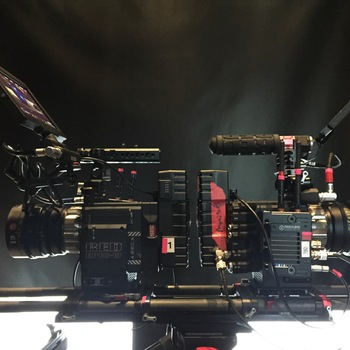 Rent RED Epic-W Helium 8K S35 Full Cinema Package