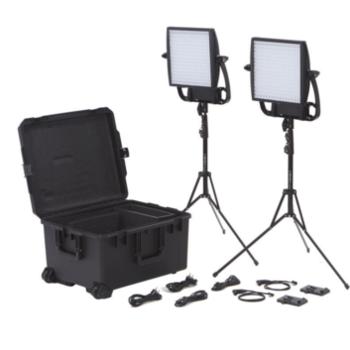 Rent Dual Astra 1x1 Bi-Color LED FULL Kit