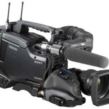 Rent 2X SONY PDW-700 ENG/EFP Camcorders w/ Lenses