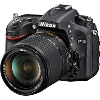 Rent D7100 w/ 18-200mm f/3.5-5.6