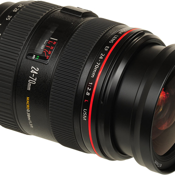 Rent Canon EF 24-70mm f/2.8L USM
