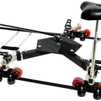Rent Indie Dolly Universal Kit (w/12' Straight Track)
