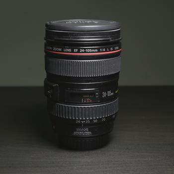 Rent Canon EF 24-105mm F/4L IS USM Lens
