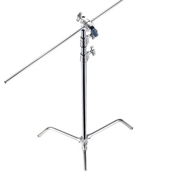 Rent (3) C Stands : Avenger C-Stand Grip Arm Kit (Chrome-Plated, 10.75')