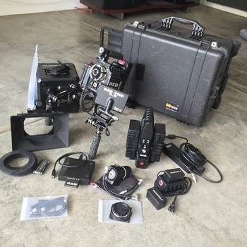 Rent RED Epic MX Huge Package! (Canon/PL mount) w/PL Zoom Lens