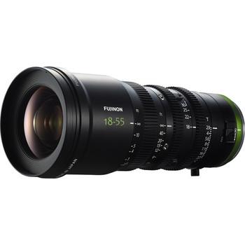 Rent Fujinon MK 18 - 55mm T2.9 for Sony E