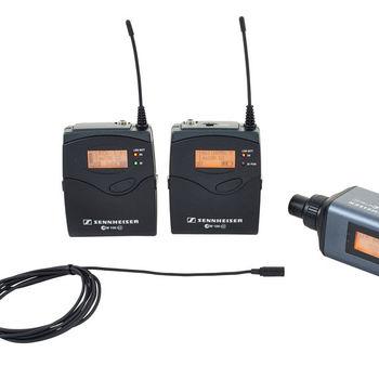 Rent Sennheiser EW100/G3 Wireless Lavalier Set (Set of 2)