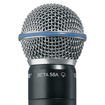 Rent Shure Beta 58A Omnidirectional Microphone