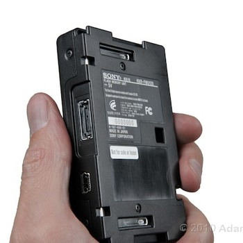 Rent Sony HXR-FMU128 Flash Memory Unit