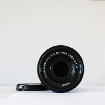 Rent Canon EFS 55-250mm Wide Angle Lens