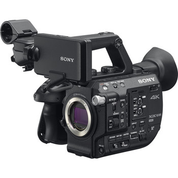 Rent Sony FS5 Kit with RAW Upgrade, Metabones EF SpeedBooster and Canon 24-105L Lens