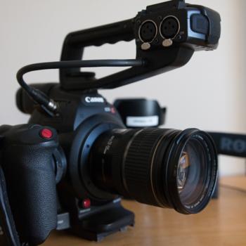 Rent Canon C100 MK II Package