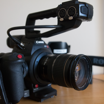 Rent Canon C100 MK II Package