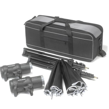 Rent Profoto D1 500 Air two light kit with remote