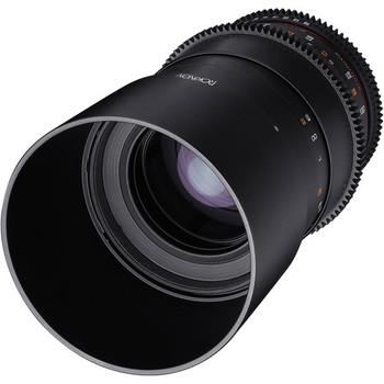 Rent Rokinon 100mm Macro  T3.1 Cine Lens EF mount