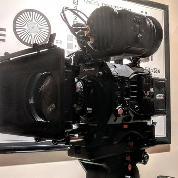 Rent Panasonic Varicam LT 4K S35 Cinema Camera Package