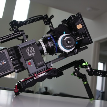 Rent RED Scarlet-W Dragon 5K FREE DELIVERY / NEW