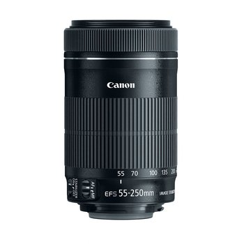 Rent Canon EF-S    55-250mm F4-5.6 IS STM Lens