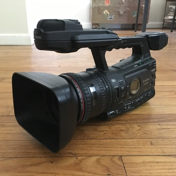 Rent Canon XF300 Package