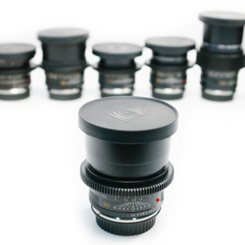 Rent Leica-R 8 Lens Summilux Package (ND's Included)