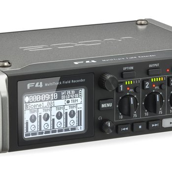 Rent Zoom F4 Multitrack Recorder