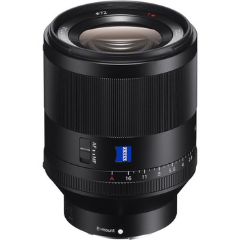 Rent Sony Zeiss 55mm f/1.8 E-Mount