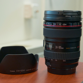 Rent Canon 24-105mm f/4  lens