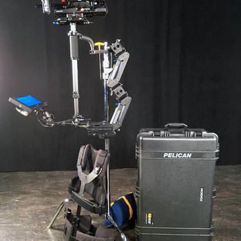 Rent Steadicam Pilot w/ HD and power upgrade