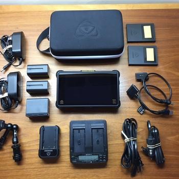 "Rent Atomos Shogun 7"" recording monitor Kit"