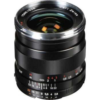 Rent Zeiss Distagon T* 25mm f/2.8 ZF.2 w/ Duclos Cine-mod
