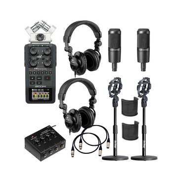 Rent Podcast Kit