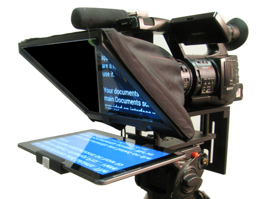 Rent An I Pad Teleprompter Mounting Bracket & Glass And