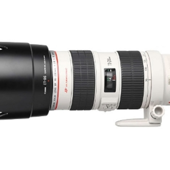 Rent EF 70-200mm f2.8L IS II USM