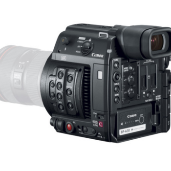 Rent Canon C200 Body Only