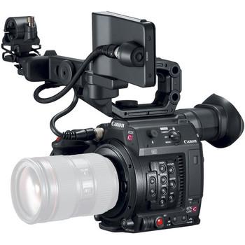 Rent Canon C200 w/ (4x) 256gb CFAST 2.0