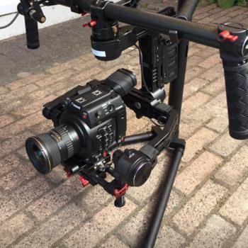Rent Canon EOS C200 + DJI Ronin (full size) + 1TB of CFast 2.0