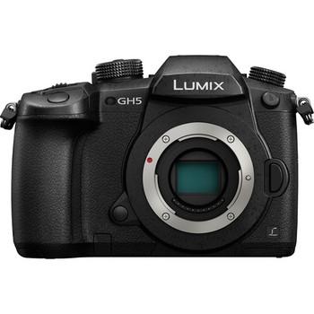 Rent Panasonic GH5 + Lumix 12-60mm/Cards/Batteries