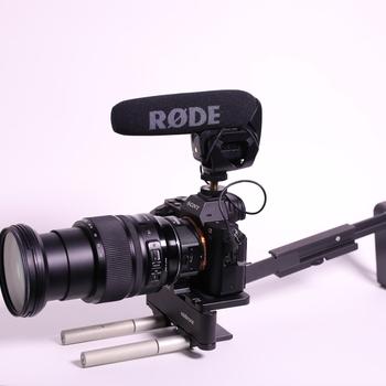Rent Sony A7s II 4K Kit w choice of lens, Rode Video Mic, Edlekrone Pocket Rig 2