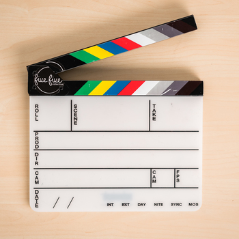 Rent Dry Erase Production Slate