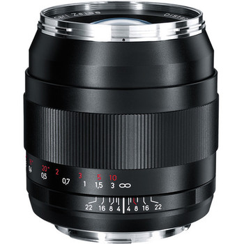 Rent 4 Lens Zeiss ZE EF Mount Distagon Kit (25, 35, 50, 85)
