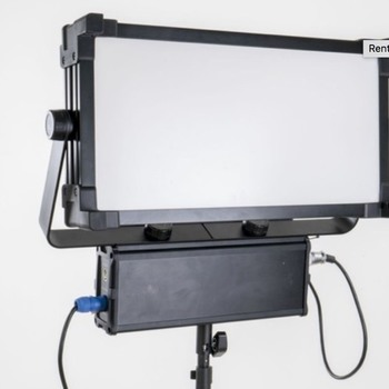 Rent Softpanels 1'x2' LED Light- Better color CRI than Arri Skypanel / Litepanels Gemini