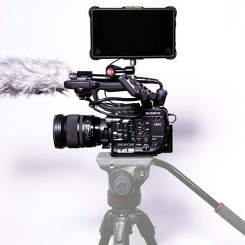 Rent Sony FS5 Kit (4K Raw Enabled) w Shogun Inferno 4K Monitor/Recorder