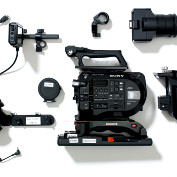 Rent FS7 Mark II