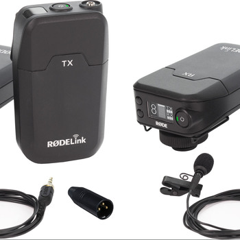 Rent Two RodeLink Wireless Lavs