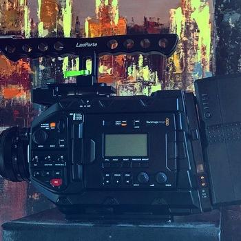 Rent Mini Ursa Pro 4.6K - Zeiss & Art Lens Kit!