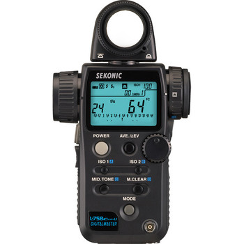 Rent digital light meter